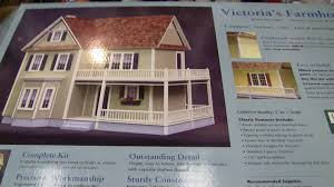 House Project by Victoria U0027s Farmhouse From Real Good Toys Doll House Project Youtube