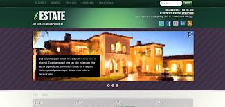 Free Real Estate Website Templates by Free Real Estate Templates Joomla News Admin1