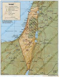 Map Of Israel Map Of Israel Israel Maps Of Israel