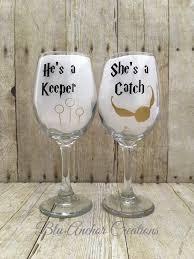 wine sler gift set harry potter wine glass his and hers wine glass set harry potter