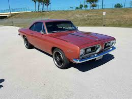 Cars For Sale In Port St Lucie 1967 Plymouth Barracuda For Sale Classiccars Com Cc 946644