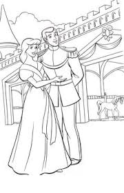 cinderella disney princesses coloring kids coloring pages