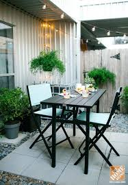 patio ideas for small spaces patio furniture for small spaces