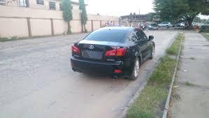 lexus is 350 price in nigeria gone lexus is350 fresh in d land autos nigeria