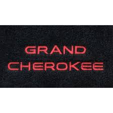 jeep cherokee logo grand cherokee srt floor mats set