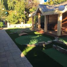 backyard putting green lighting pleasanton ca backyard putting green forever greens