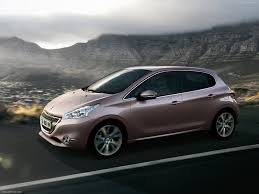 peugeot two door car peugeot 208 2013 pictures information u0026 specs
