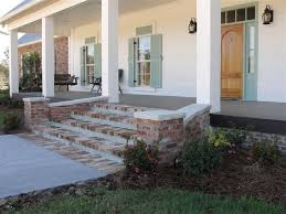 Back Porch Stairs Design Front Porch Steps Pictures Design Ideas Teamns Info