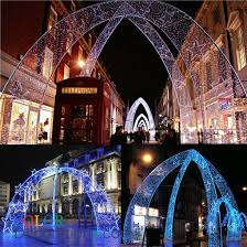 Led Christmas Garden Decorations by Cd Od100 Outdoor Led Christmas Party Wedding Decorations Large