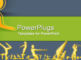 Sport Powerpoint Template Free Download Ppt Templates Themes Free Ppt Free