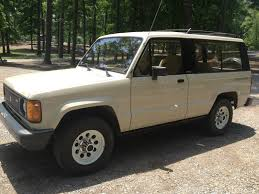 kidney anyone 20k mile 1986 isuzu trooper ii japanese