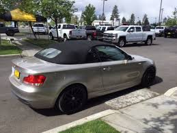 2008 bmw 135i convertible used 2008 bmw 135i for sale bend or