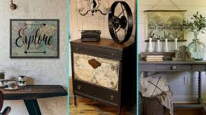 diy shabby chic ideas for decorating with maps re purpose