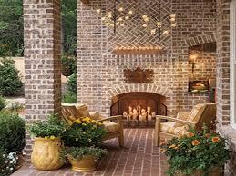 sun porch ideas brick outdoor fireplace porch outdoor fireplaces