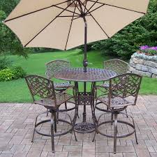 Bar Height Patio Set With Swivel Chairs Best 25 Bar Height Patio Set Ideas On Pinterest Stone Bbq Bbq