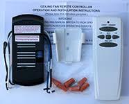 universal ceiling fan remote control kit universal ceiling fan remote controls