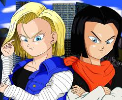 android 17 and 18 android 17 and 18 by sonicboomerang on deviantart