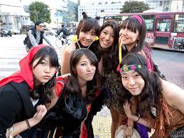 harajuku halloween costume shibuya u0026 harajuku halloween street snaps