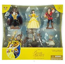 beauty and the beast cake topper disney parks beauty and the beast princess collectible