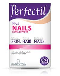vitamins for hair skin u0026 nails perfectil from vitabiotics