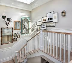 wall decor stairway wall decorating ideas design wall design
