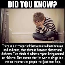 Drug Addict Meme - children is the correlation in betwen childhood trauma and