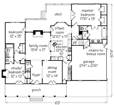 how to find blueprints of your house river run southern living open floor plan 1 floor 3 bed