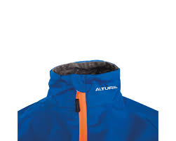 cycling jacket blue altura nevis ii waterproof cycling jacket merlin cycles