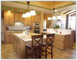 Oak Cabinets Kitchen Design Light Oak Kitchen Cabinets