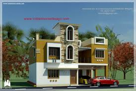 Indian Style House Plan by Home Designs In India Fascinating Double Storied Tamilnadu House