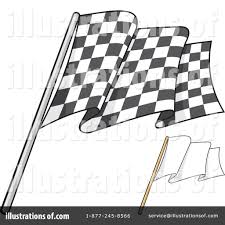Checkered Flag Eps Checkered Flag Clipart 1078790 Illustration By Any Vector