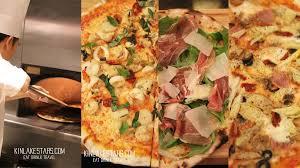 la cuisine reviews ร ว ว พ ซซ าแบบ original ถาดใหญ ก บว ตถ ด บช นเย ยม ว วร มน ำ