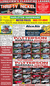 lexus suv for sale longview tx 12 29 16 longview edition by longview thrifty nickel issuu