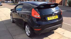 ford fiesta zetec s tdci black 2012 youtube
