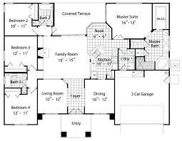 4 bedroom 4 bath house plans 4 bedroom modern house plans informal 4 bedroom 2 story house