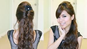 Easy Dressy Hairstyles For Long Hair by Long Hairstyles For Evening Wear Easy Prom Hairstyles For Long