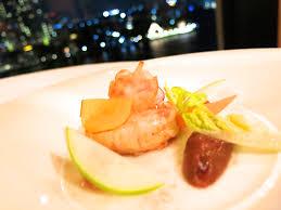 cuisine celeri the 1st gout de gastronomic experience at le