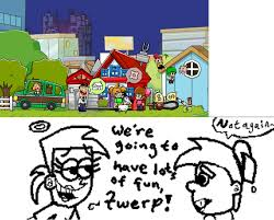 Scribblenauts Memes - scribblenauts unlimited vicky babysits by bowser81889 on deviantart