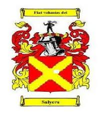 salyers family coat of arms