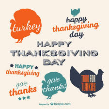 Thanksgiving Vector Art Thanksgiving Day Card Free Vector 123freevectors