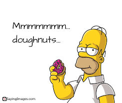 Haha Simpsons Meme - list of synonyms and antonyms of the word homer simpson donut meme