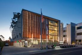 west hollywood debuts automated parking garage designed by lpa inc