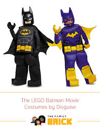 batman costumes the lego batman movie costumes by disguise the family brick