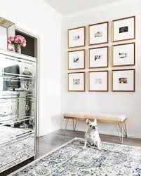 How To Design A Gallery Wall by How To Plan Order And Hang A Gallery Wall Grid U2014 Framebridge