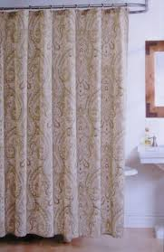 Gray Paisley Shower Curtain by 45 Best Home Decor Guest Bathroom Ideas Images On Pinterest