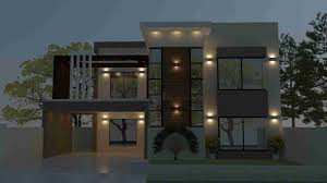 home front design and architectural plan front elevation home