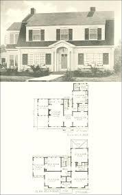 colonial plans decoration 1920 house plans colonial revival uk 1920 house plans