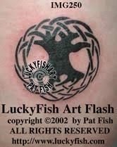 celtic tree of life tattoos u2013 luckyfish art