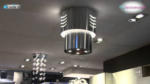 Hotte Suspendue Pas Cher by Hotte Centrale Roblin F Light Vertigo Foire De Paris 2012 Youtube