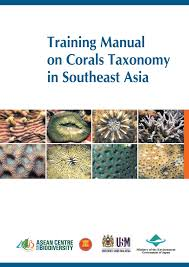 training manual on corals taxonomy in southeast asia pdf download